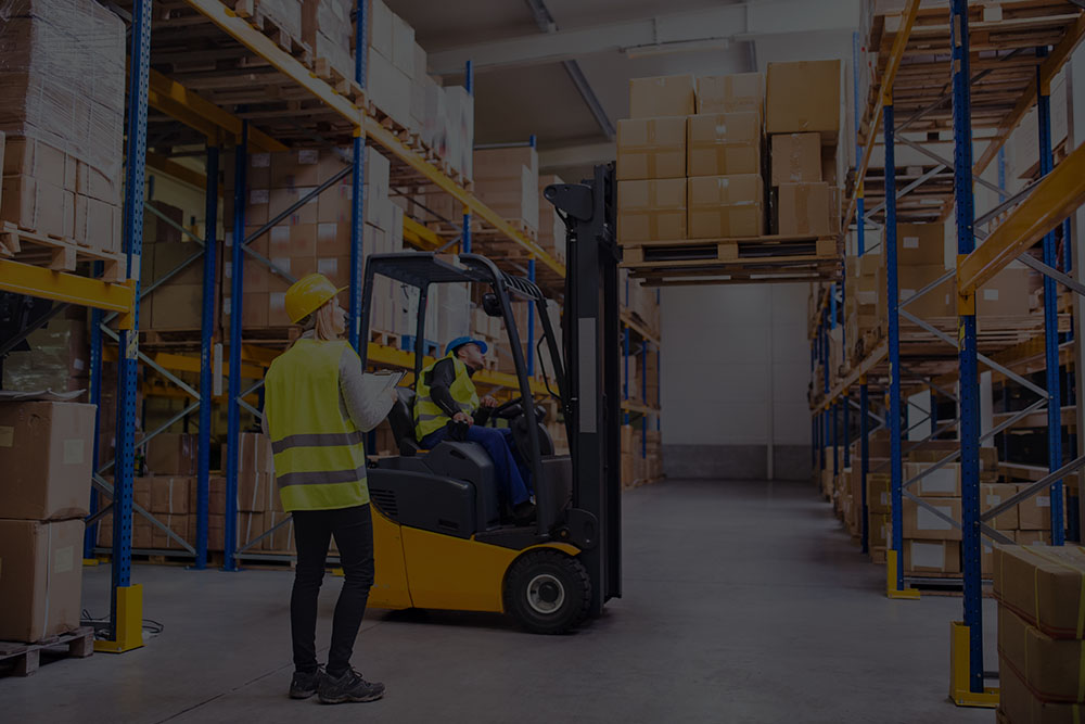 active warehousing services