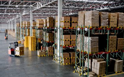 Dedicated 3PL Warehousing Solutions With Active Warehousing