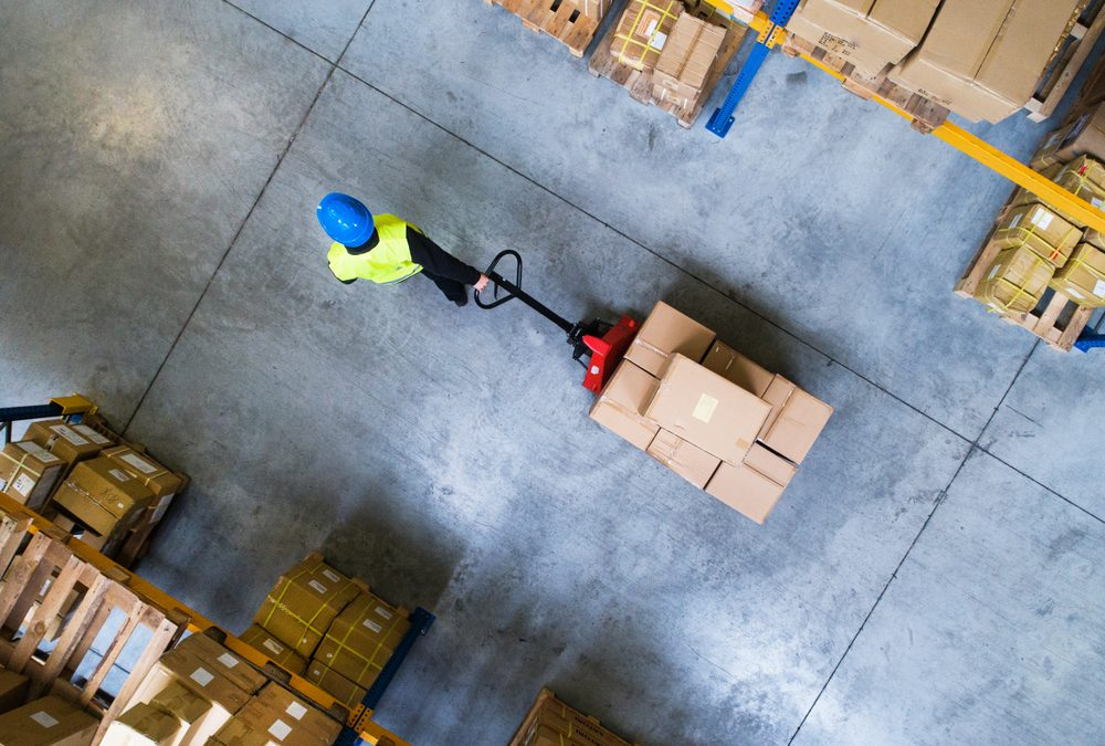 Inventory Storage Solutions With Active Warehousing