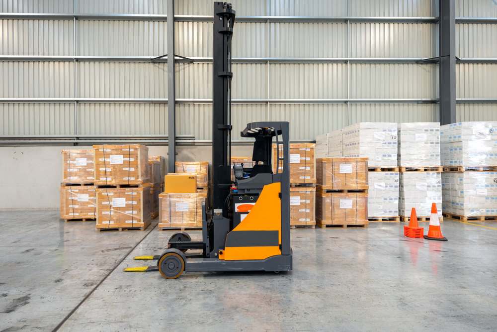 3PL Storage Solutions at Active Warehousing